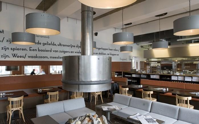 Restaurant de machinist rotterdam po schmidt schoorsteenwerken