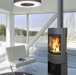 Dovre Astroline 3 wood box Houtkachel