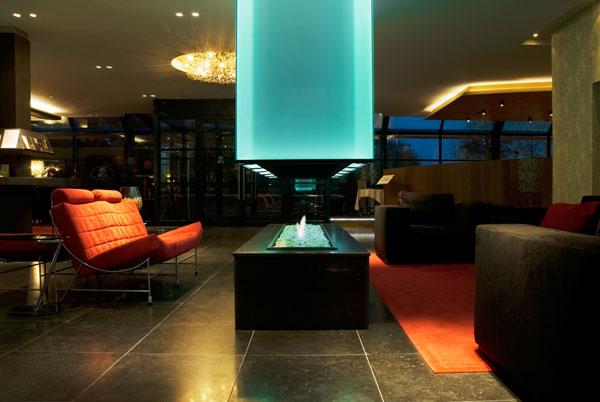Hotel restaurant Oud London – P1-8