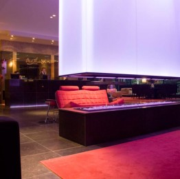 Hotel restaurant Oud London – P1-4