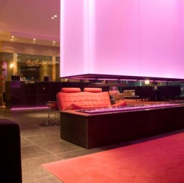Hotel restaurant Oud London – P1-5