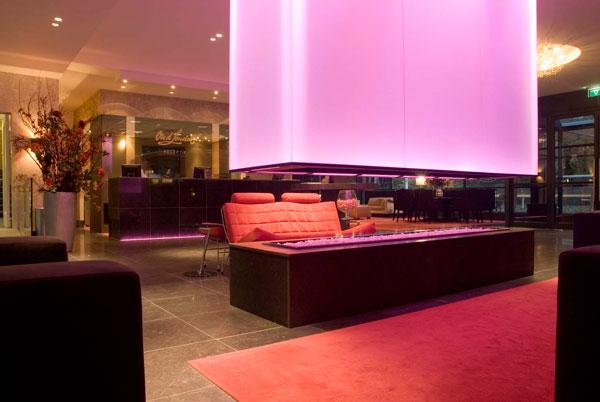 Hotel restaurant Oud London – P1-5