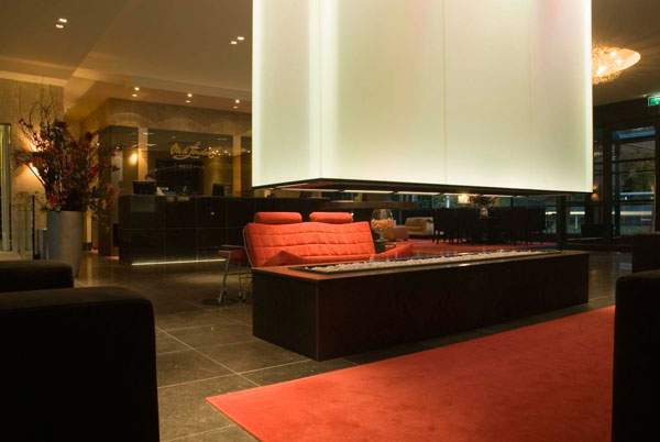 Hotel restaurant Oud London – P1-6